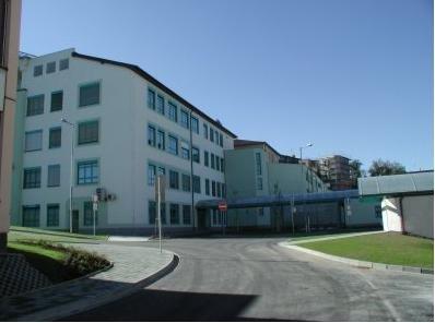 Nemocnice - Jindřichův Hradec